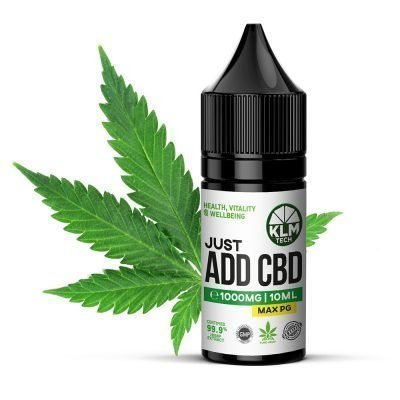 1000mg CBD Eliquid & Vape oil base mix | CBD Concentrate | Just ADD CBD | 10ml | CBD SHOT