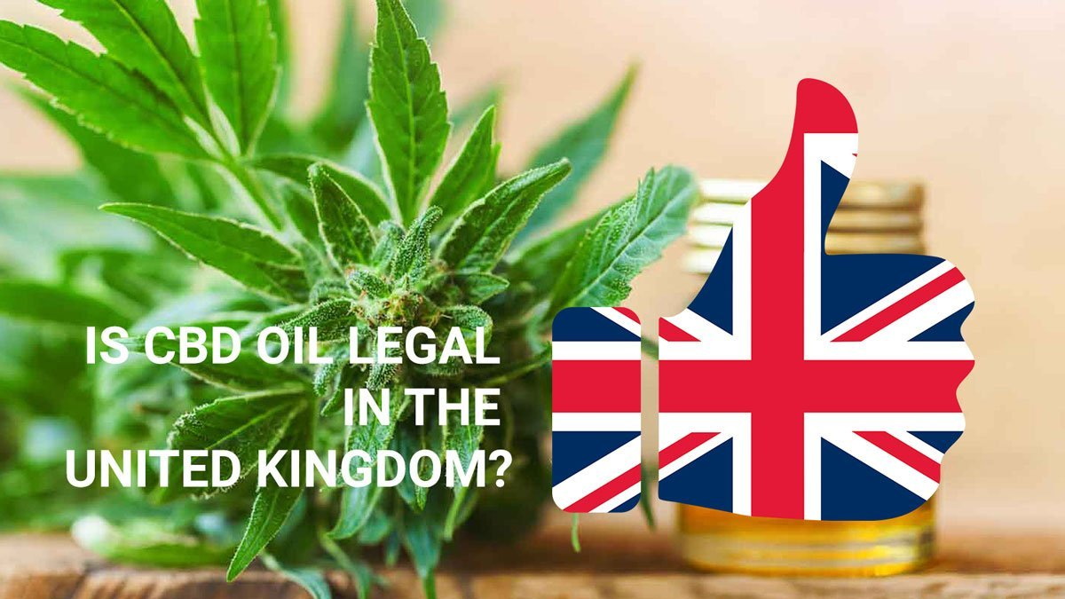 IS CBD OIL LEGAL IN THE UNITED KINGDOM?