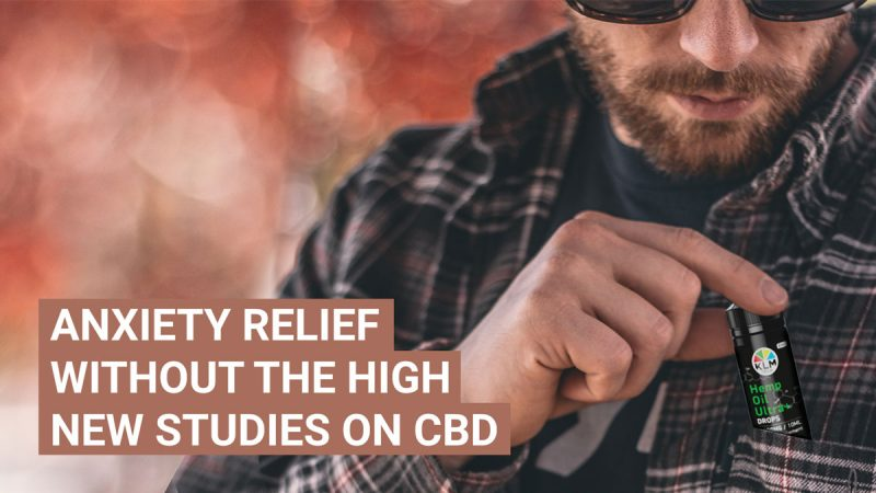 Anxiety Relief Without The High