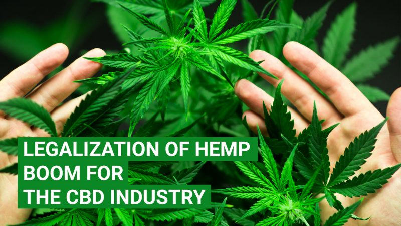legalization of hemp