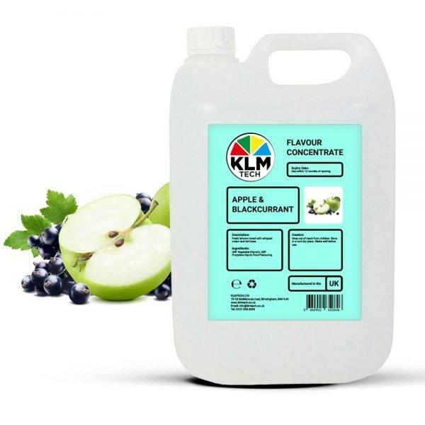 Apple & Blackcurrant Flavour Concentrate