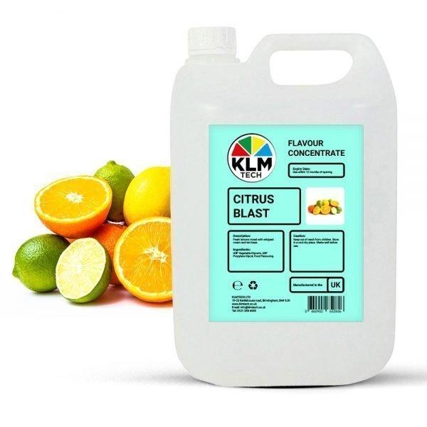 Citrus Blast Flavour Concentrate