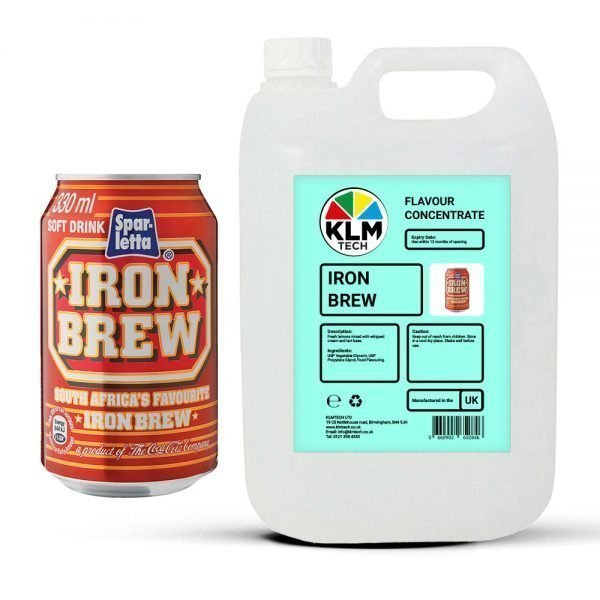 Iron Brew Flavour Concentrate