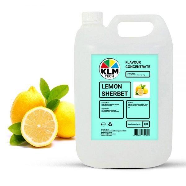 Lemon Sherbet Flavour Concentrate