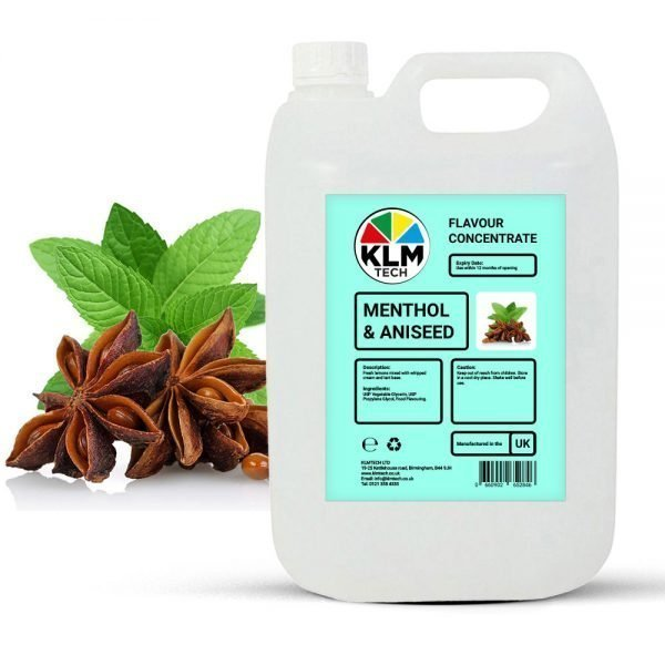 Menthol & Aniseed Flavour Concentrate