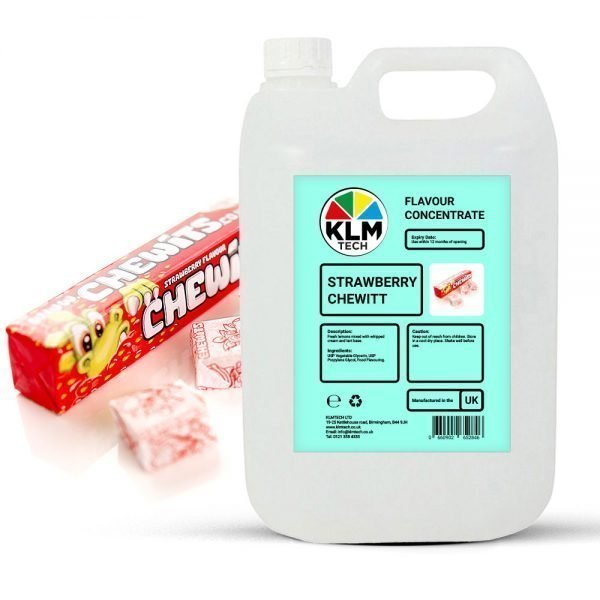 Strawberry Chewitt Flavour Concentrate