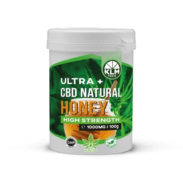 CBD Natural Honey