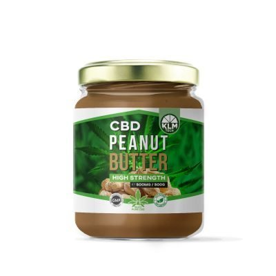 CBD Peanut Butter | 500mg | 99.9 Pure CBD Extract