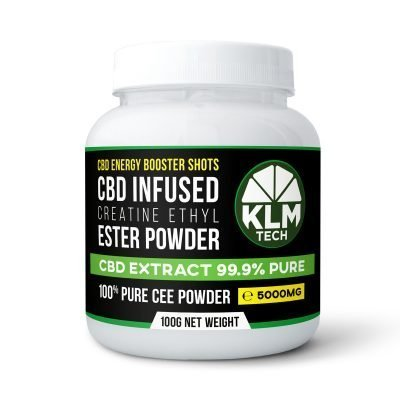CBD Protein Powder | Ultra+ 5000mg CBD | Pre Workout & Aftercare