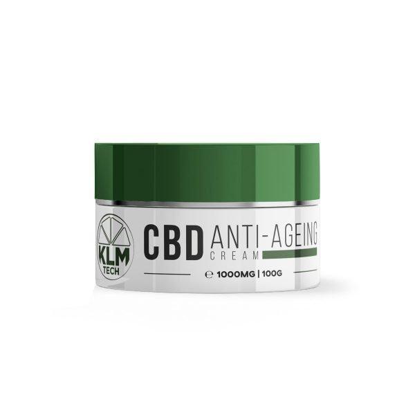 CBD Anti-Aging Cream   1000mg   10% High Strength   Anti-Wrinkle & Aging Cream