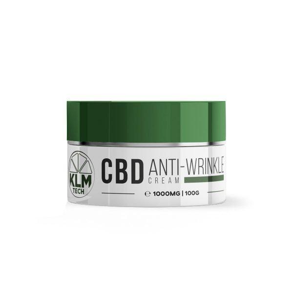 CBD Anti-Wrinkle Cream | 1000mg | 10% High Strength | Anti-Wrinkle & Aging Cream