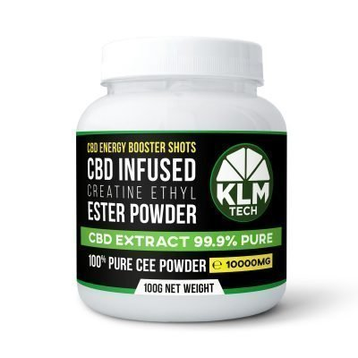 CBD Protein Powder | Ultra+ 10000mg CBD | Pre Workout & Aftercare