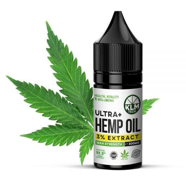 CBD Oil 300mg | Oral CBD Oil Drops | Anxiety & Depression